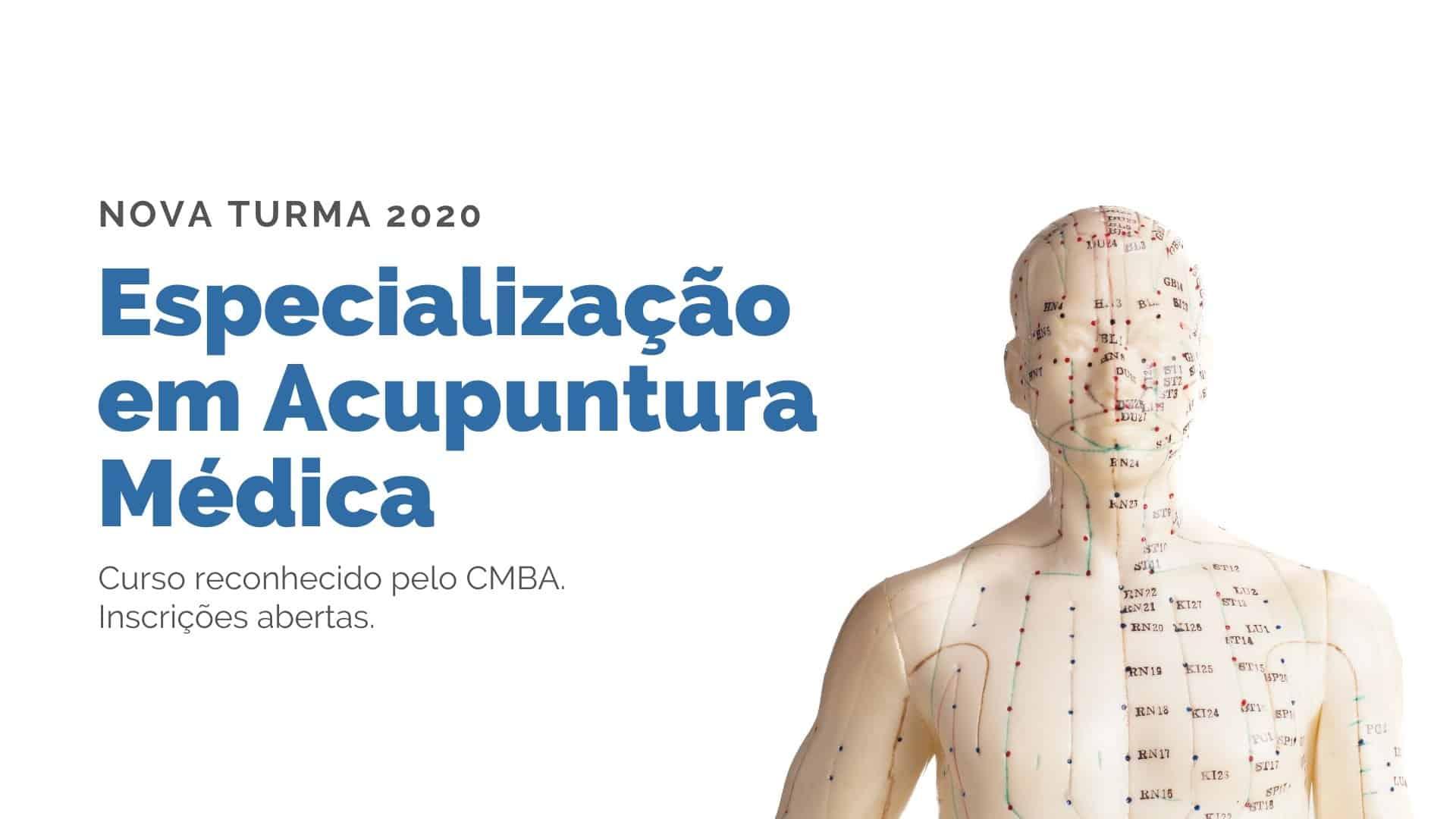 CEIMEC - CURSO DE ACUPUNTURA 2020